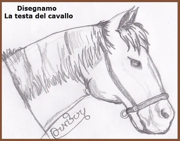 Il cavallo nell arte un meraviglioso e fiero animale for Immagini di cavalli da disegnare