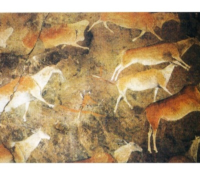 pitture di arte Africane.JPG