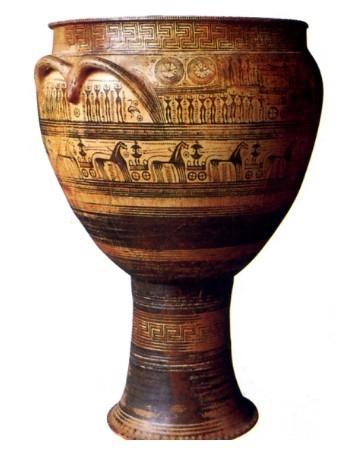 La pittura dei vasi vascolare dell 39 antica grecia for Vasi antica grecia