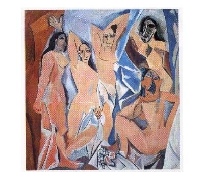 Les Damoseil D' Avignon di Pablo Picasso 2.jpg