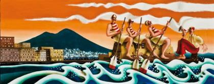 l'artista maurizio vinanti,arte,surrealismo,opere d' arte,pittura,arte contemporanea