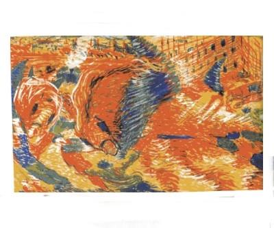 Umberto Boccioni La città che sale 1910.JPG
