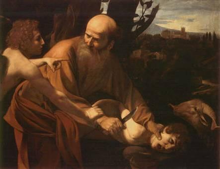 Il sacrificio di Isacco - Caravaggio.jpg