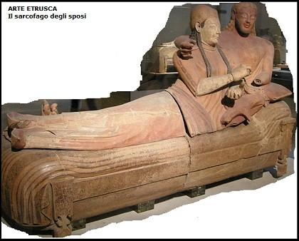 arte etrusca,arte,popoli italici,scultura,storia dell'arte