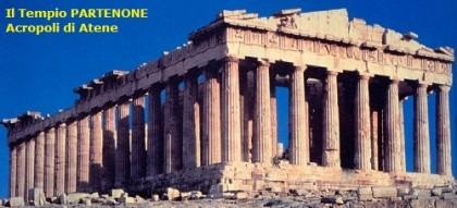 Il Tempio del Partenone ad Atene un capolavoro e simbolo dell'arte Greca
