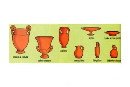 La pittura dei vasi vascolare dell 39 antica grecia for Tipi di stile