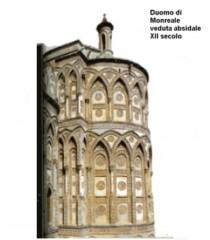 arte romanica,arte arabo-normanna in italia meridionale,architettura romanica,storia dell'architettura,storia dell'arte,arte in sicilia e in campania