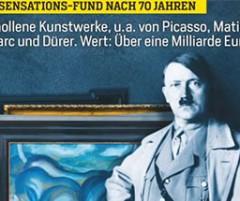 arte,opere d'arte ritrovate in genrmania,news,curiosità d'arte,opere del nazismo,pittura