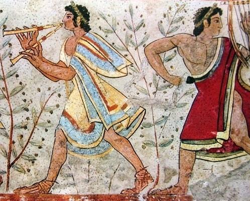 L Arte Della Civilta Degli Antichi Etruschi Uno Dei Popoli Italici L Arte Con Kigeiblog