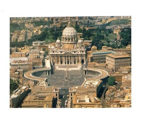 Piazza San Pietro a Roma - breve descrizione di una grande opera di Gian Lorenzo Bernini architetto