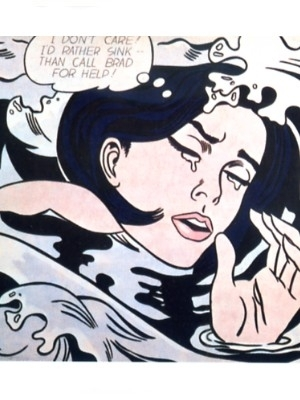 Arte II Nov Roy Lichtenstein Ragazza che annega.jpg