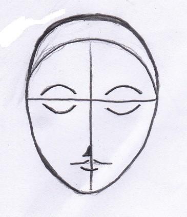 arte, manga, disegno, disegnare un viso, matite, tecniche artistiche, fumetti